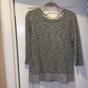 Clu + Willoughby Anthropologie Sweater